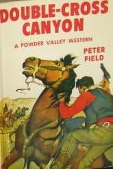 book cover of Double Cross Canyon