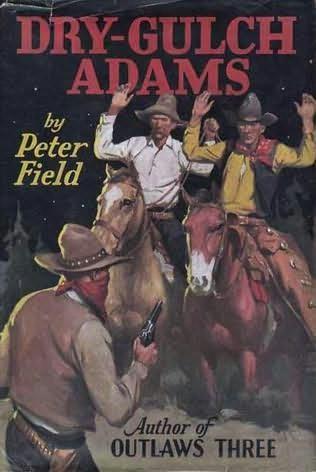 book cover of Dry-gulch Adams