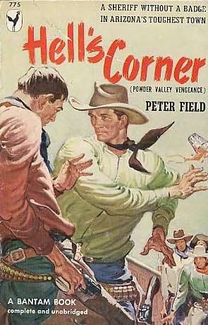 book cover of Hell\'s Corner