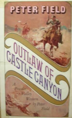 book cover of Outlaw of Castle Canyon