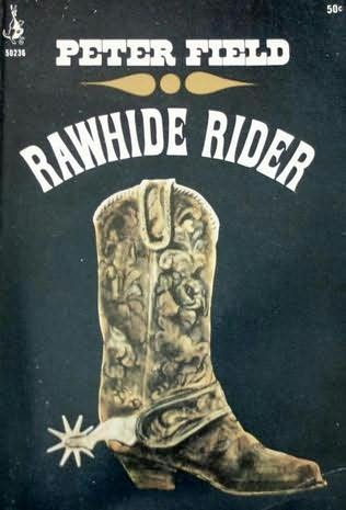 book cover of Rawhide Rider