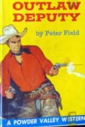 book cover of Outlaw Deputy