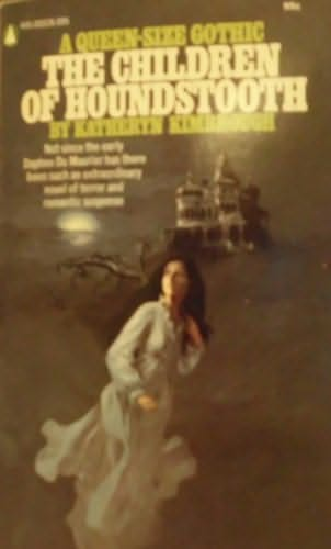 book cover of The Children of Houndstooth