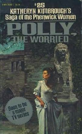 book cover of Polly, the Worried