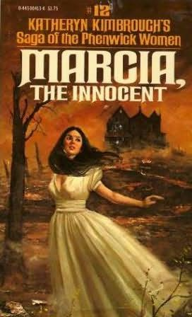 book cover of Marcia, the Innocent