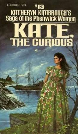 book cover of Kate, the Curious