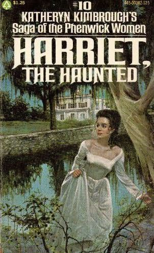 book cover of Harriet, the Haunted