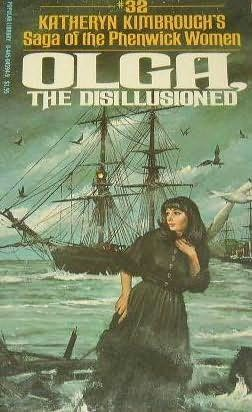 book cover of Olga, the Disillusioned
