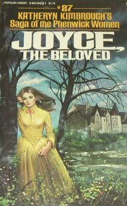 book cover of Joyce, the Beloved
