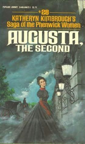 book cover of Augusta, the Second