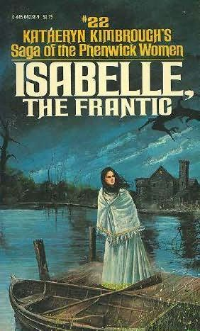 book cover of Isabelle, the Frantic