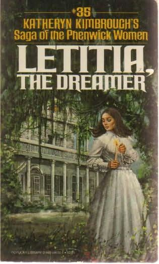 book cover of Letitia, the Dreamer