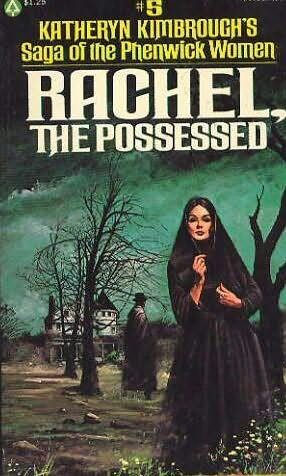 book cover of Rachel, the Possessed