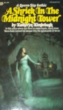 book cover of A Shriek in the Midnight Tower