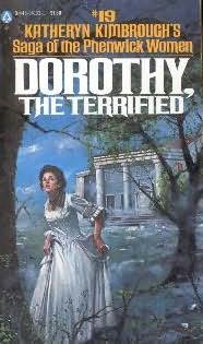 book cover of Dorothy, the Terrified