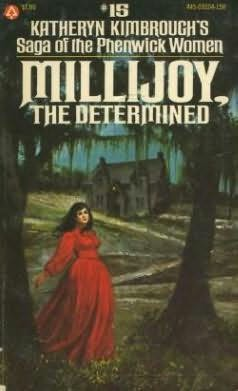 book cover of Millijoy, the Determined