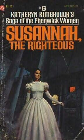 book cover of Susannah, the Righteous