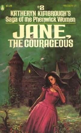 book cover of Jane, the Courageous