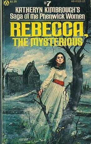 book cover of Rebecca, the Mysterious