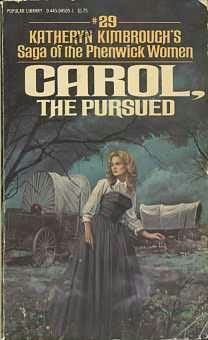 book cover of Carol, the Pursued