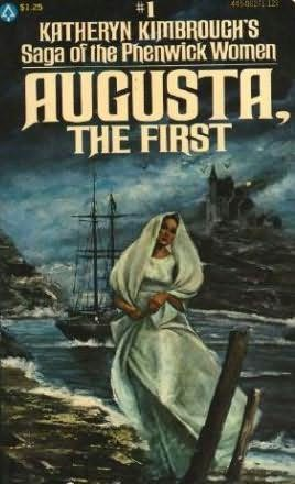 book cover of Augusta, the First