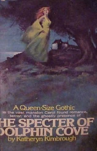 book cover of The Specter of Dolphin Cove