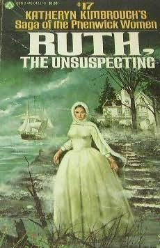 book cover of Ruth, the Unsuspecting