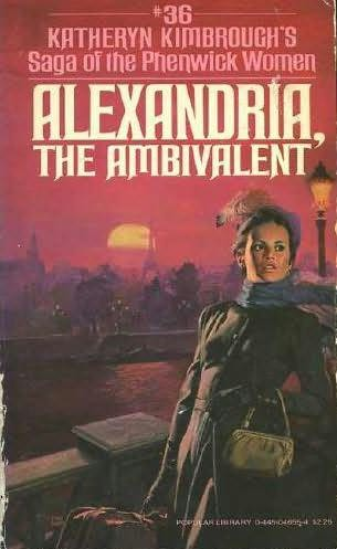 book cover of Alexandria, the Ambivalent