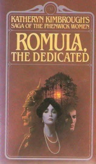 book cover of Romula, the Dedicated