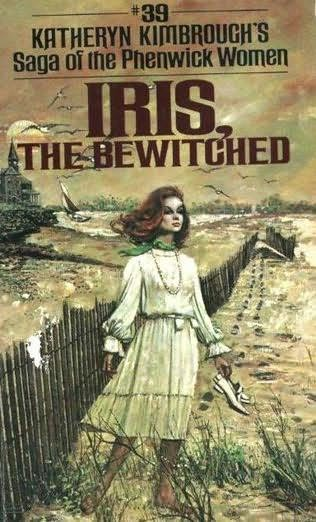 book cover of Iris, the Bewitched