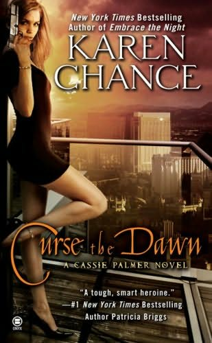 book cover of Curse the Dawn