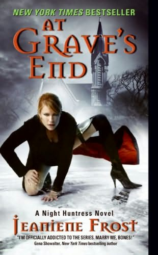 book cover of At Grave\'s End