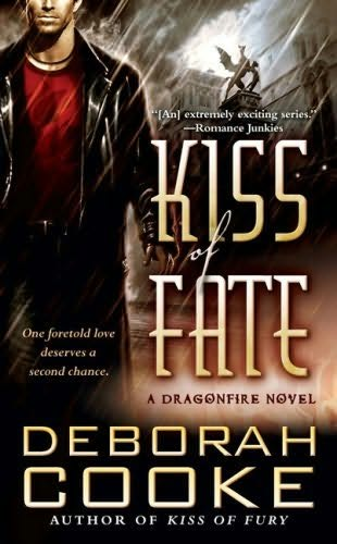book cover of Kiss of Fate