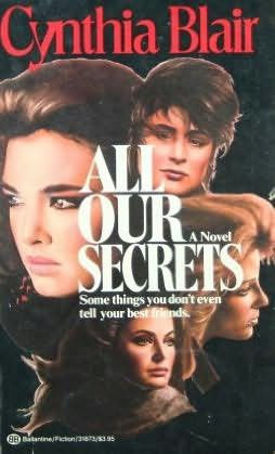 book cover of All Our Secrets