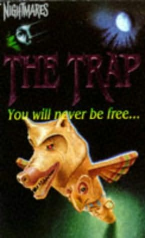 book cover of The Trap