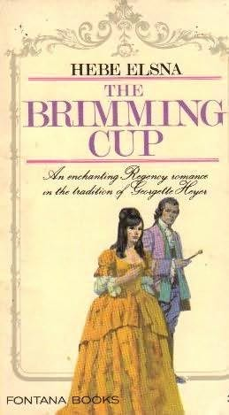 book cover of The Brimming Cup