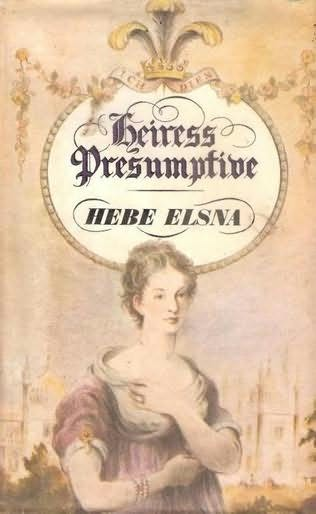 book cover of Heiress Presumptive