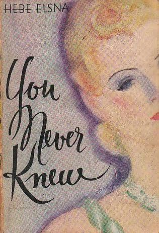 book cover of You Never Knew