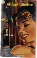 book cover of Midnight matinee