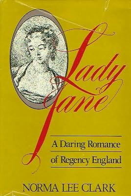 book cover of Lady Jane