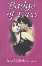 book cover of Badge of Love