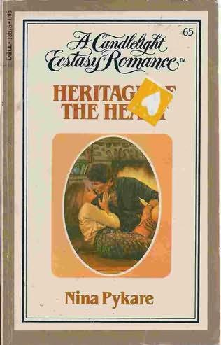 book cover of Heritage of the Heart