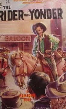 book cover of The Rider from Yonder