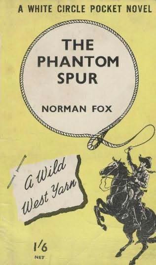 book cover of The Phantom Spur