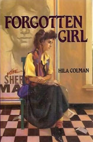 book cover of Forgotten Girl