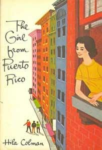 book cover of The Girl from Puerto Rico
