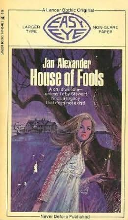book cover of House of Fools