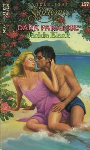 book cover of Dark Paradise