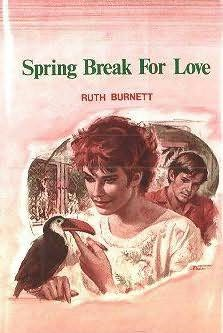 book cover of Spring Break For Love