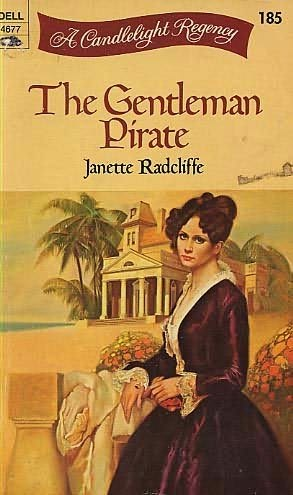 book cover of The Gentleman Pirate